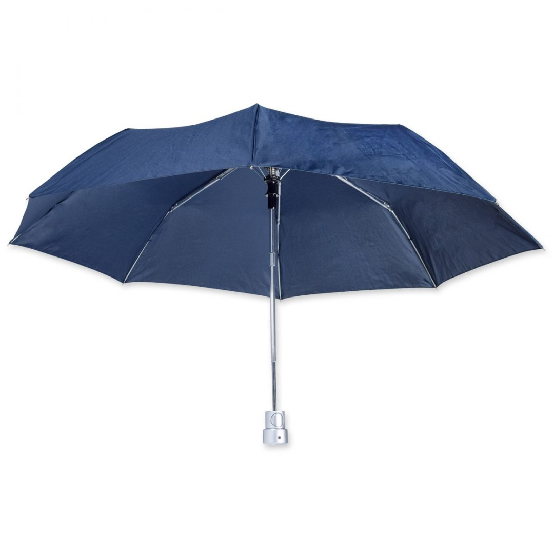 Alu-Light Collapsible Umbrella – 1007-02 (navy)