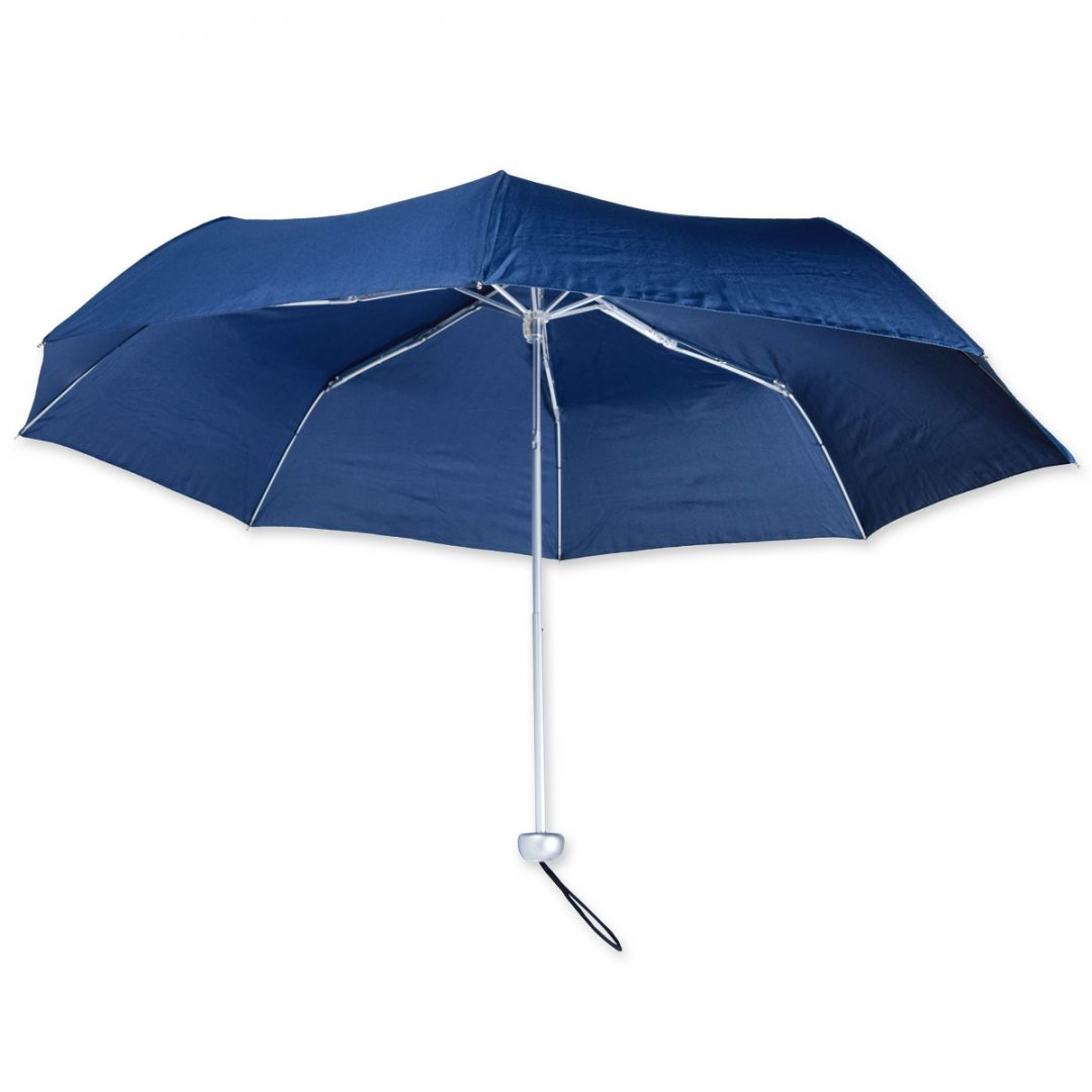 Aluminium Telescopic Umbrella – 1008-02 (navy)