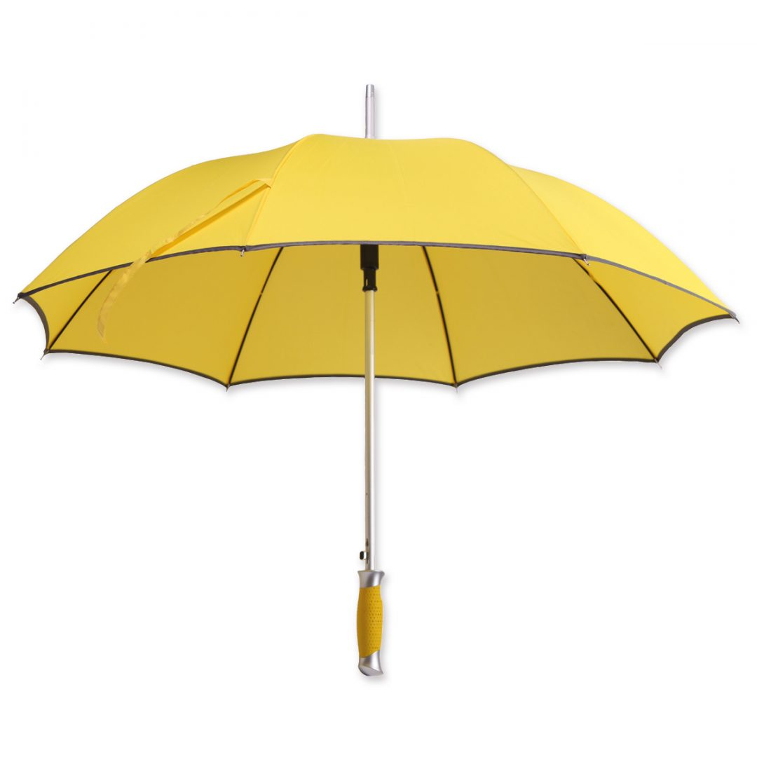 Alu-Regular Umbrella – 1012-10 (yellow)