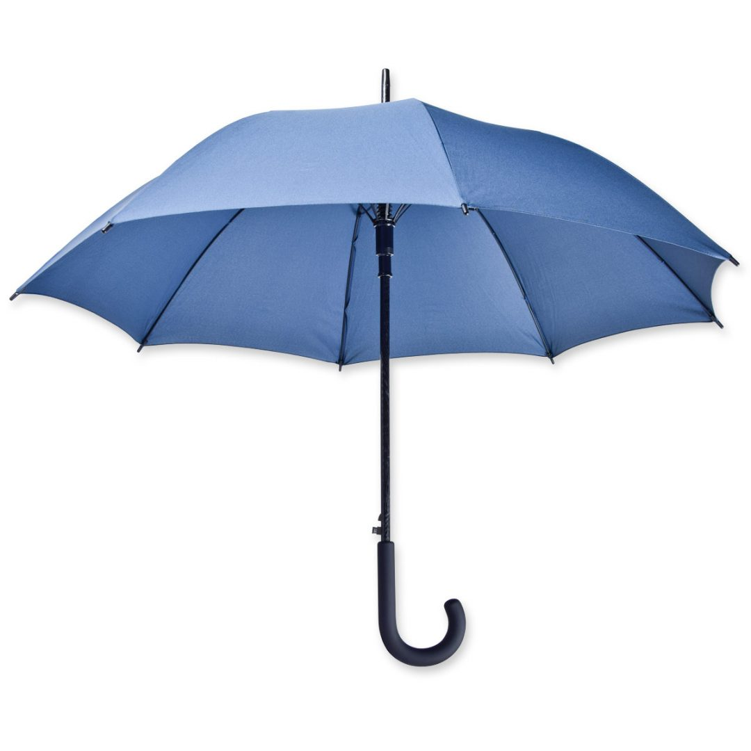 Regular Umbrella with hook handle – 1015-02 (navy)