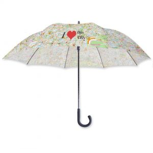 Allover Midsize-Regular Umbrella – 1031
