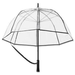Dieser retro Schirm ist besonders bei Modedesignern gefragt und wurde schon oft mit einem Allover-Design bestellt.