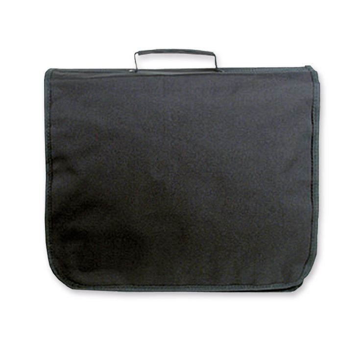 Conference Bag – 2003-01 (37 x 37 x 10 cm, black)