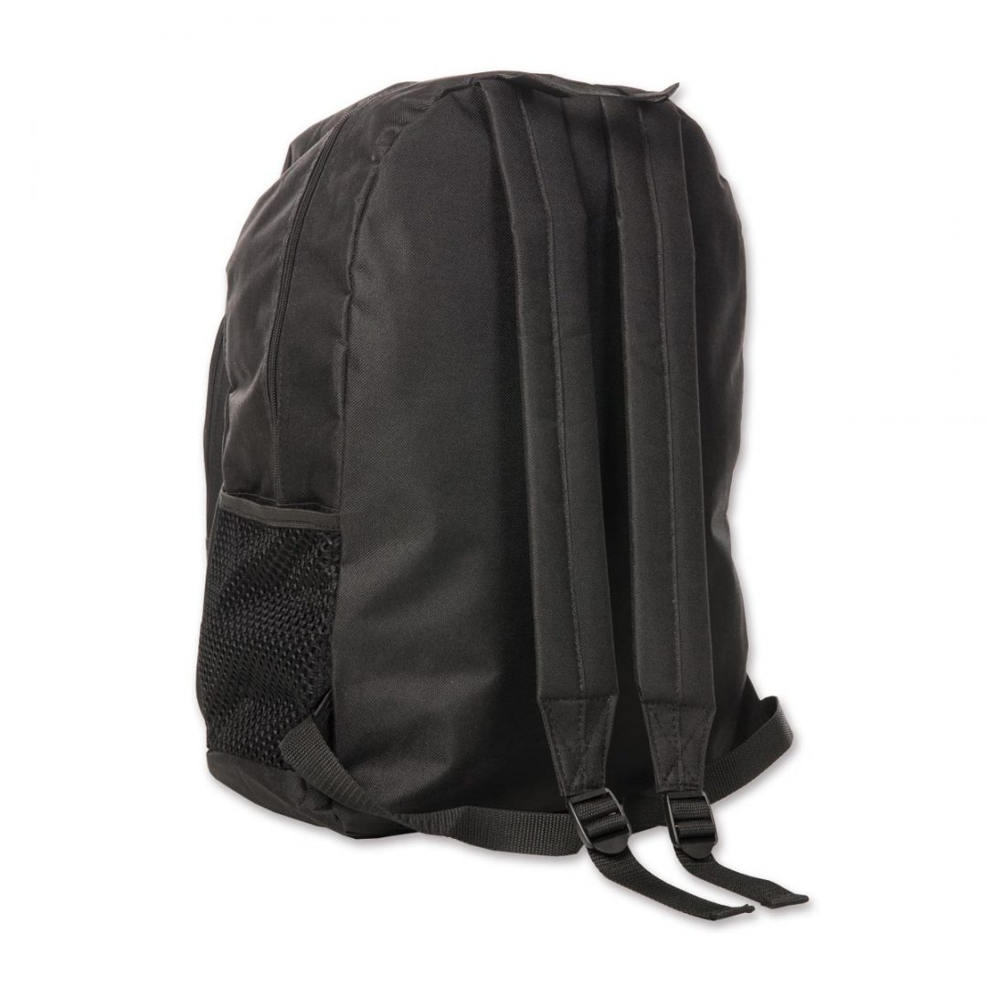 Pliant promotion Backpack – 2011-01 (approx. 34 x 43 x 25 cm, black)