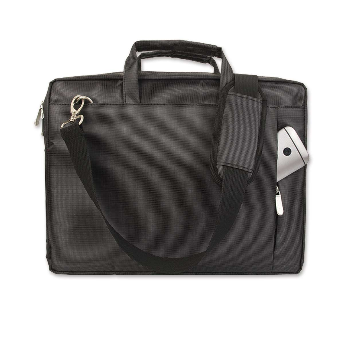 Laptop-Bag – 2015-01 (approx. 39 x 31 x 5 cm, black)