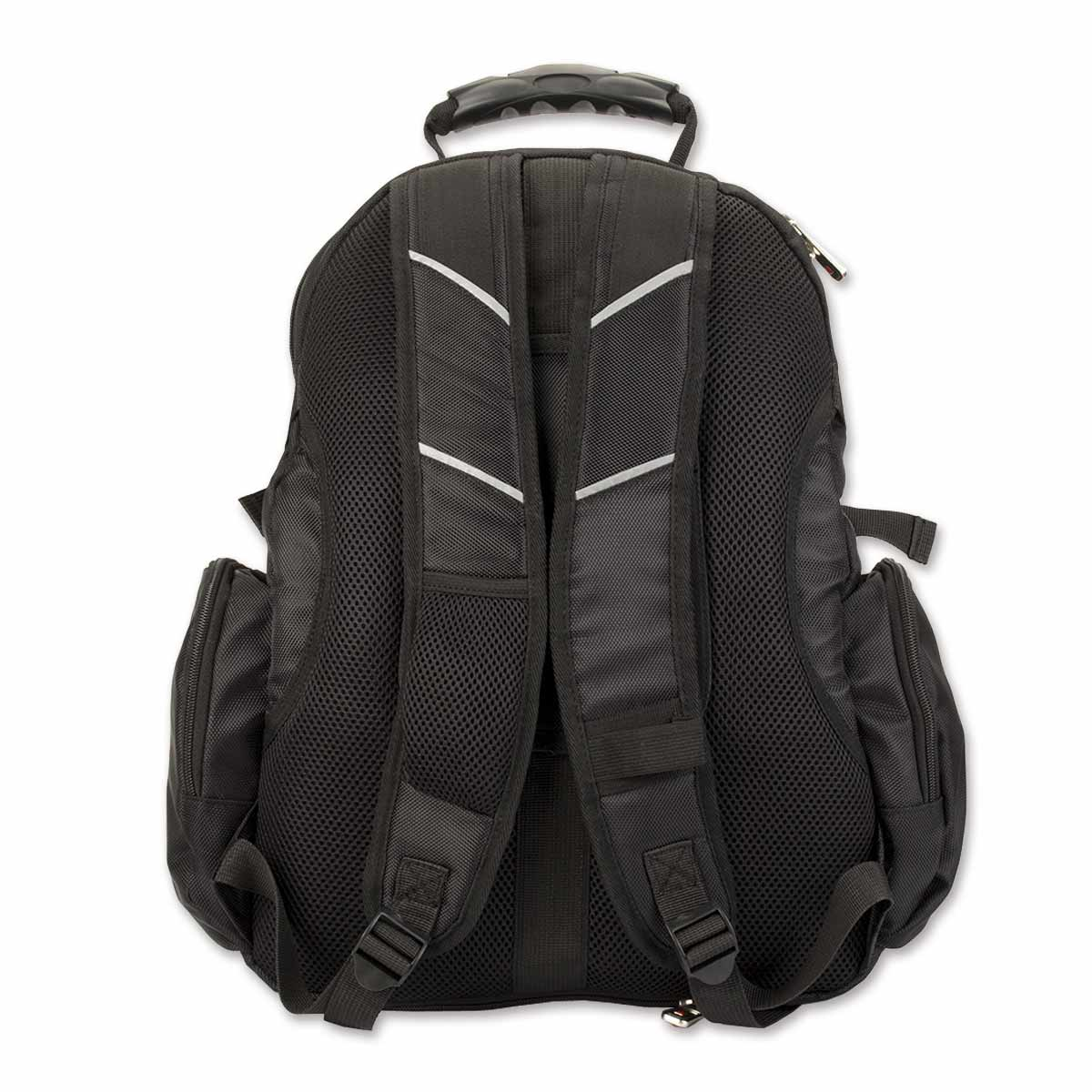Premium promotion Backpack – 2016-01 (approx. 30 x 50 x 30 cm, black)
