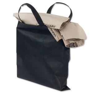 Große Einkaufstasche aus Vlies für viele Einkäufe.