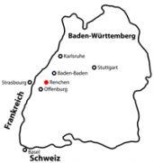 Unser Standort in Renchen von Strimaxx & Friends GmbH
